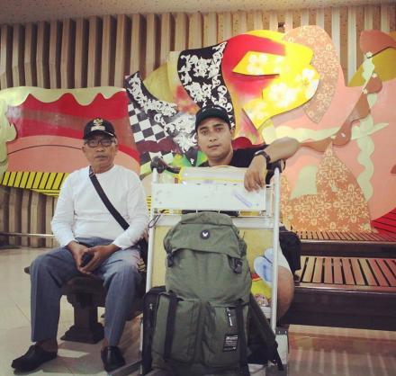 Perbekel dan Staf Pemerintahan Desa Sulanyah Workshop di Jakarta